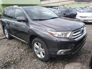 Toyota Highlander 2009 Limited Gray   Cars for sale in Lagos State, Ifako-Ijaiye