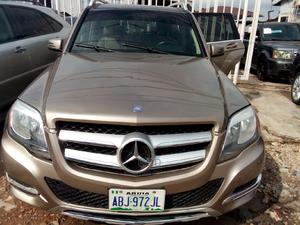 Mercedes-Benz GLK-Class 2010 350 Brown | Cars for sale in Lagos State, Ikeja