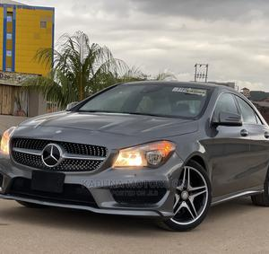 Mercedes-Benz CLA-Class 2014 Gray | Cars for sale in Abuja (FCT) State, Jahi