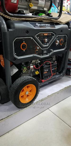 Lutian 10kva Petrol Generator   Electrical Equipment for sale in Rivers State, Port-Harcourt