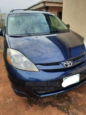 Toyota Sienna 2008 LE AWD Blue   Cars for sale in Ogun State, Abeokuta North