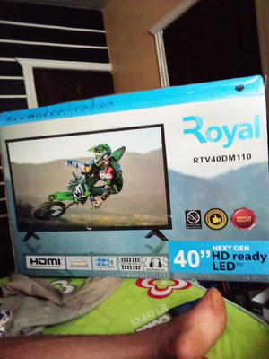 Royal LED Tv 40inch for Sale | TV & DVD Equipment for sale in Lagos State, Ajah