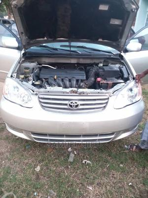 Toyota Corolla 2004 LE Silver | Cars for sale in Niger State, Suleja