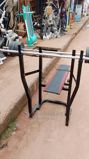 Heavy Weight Bench | Sports Equipment for sale in Lagos State, Alimosho