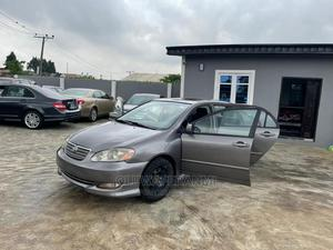 Toyota Corolla 2004 S Gray | Cars for sale in Lagos State, Ogba