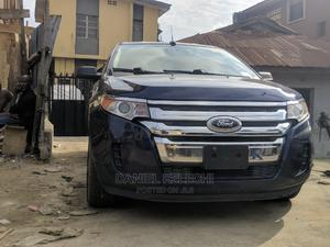 Ford Edge 2011 Blue   Cars for sale in Lagos State, Ilupeju