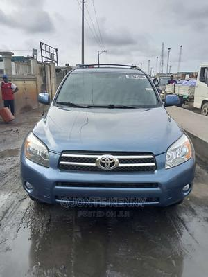 Toyota RAV4 2008 Limited V6 Blue   Cars for sale in Lagos State, Amuwo-Odofin
