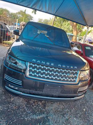 Land Rover Range Rover Sport 2019 Gray   Cars for sale in Abuja (FCT) State, Garki 2