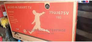 """LG Uhd 75"""" Smart TV   TV & DVD Equipment for sale in Abuja (FCT) State, Karshi"""