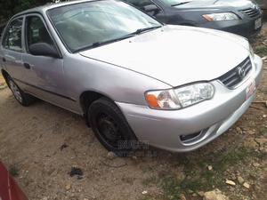 Toyota Corolla 1998 Sedan Automatic Silver | Cars for sale in Abuja (FCT) State, Gwarinpa
