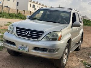 Lexus GX 2005 Silver | Cars for sale in Abuja (FCT) State, Kubwa