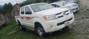 Toyota Hilux 2010 2.5 D-4d SRX White | Cars for sale in Delta State, Warri