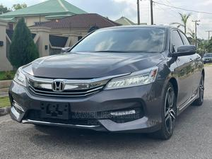 Honda Accord 2017 Gray   Cars for sale in Abuja (FCT) State, Gwarinpa