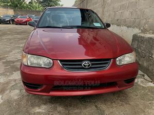 Toyota Corolla 2001 Red | Cars for sale in Sokoto State, Illela