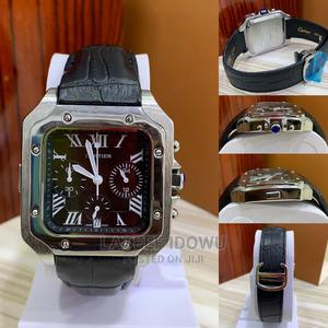 Men's Leather Watch   Watches for sale in Lagos State, Lagos Island (Eko)