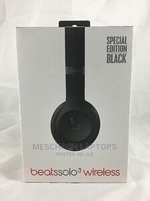 Beats Solo3 Wireless On-Ear Headphones | Headphones for sale in Lagos State, Ikeja