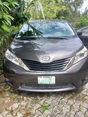 Toyota Sienna 2011 Gray | Cars for sale in Lagos State, Ajah