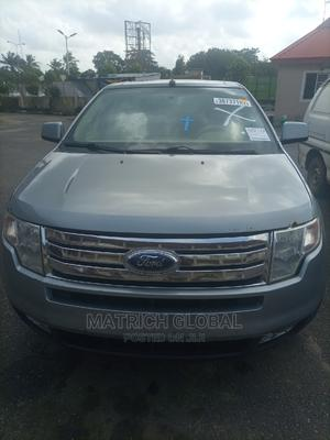 Ford Edge 2007 SE 4dr FWD (3.5L 6cyl 6A) Silver | Cars for sale in Lagos State, Ikeja