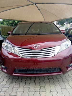 Toyota Sienna 2012 LE 8 Passenger Red   Cars for sale in Abuja (FCT) State, Garki 2