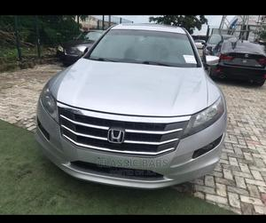Honda Accord CrossTour 2012 EX Silver | Cars for sale in Lagos State, Ikeja