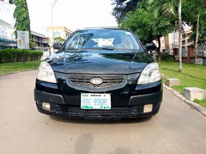 Kia Rio 2009 1.6 SX Black | Cars for sale in Abuja (FCT) State, Jabi