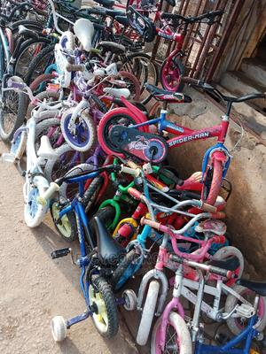 Bicycles of Various Sizes, Shapes, Ages, Designs and Grades   Sports Equipment for sale in Lagos State, Alimosho