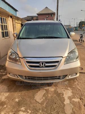 Honda Odyssey 2006 Touring Gold   Cars for sale in Lagos State, Abule Egba