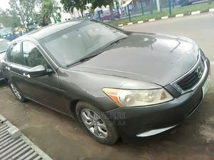 Honda Accord 2009 2.0 I-Vtec Automatic Gray | Cars for sale in Lagos State, Ikeja