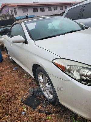 Toyota Solara 2008 White | Cars for sale in Abuja (FCT) State, Kubwa