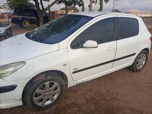 Peugeot 307 2008 2.0 CC White | Cars for sale in Kaduna State, Kaduna / Kaduna State