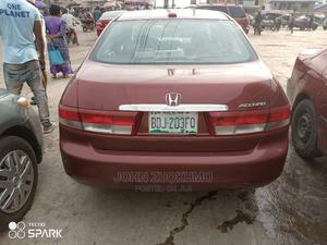 Honda Accord 2004 Red | Cars for sale in Oyo State, Ibadan