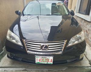 Lexus ES 2011 350 Black | Cars for sale in Lagos State, Yaba
