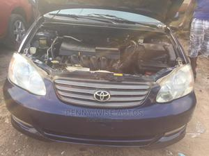 Toyota Corolla 2004 Blue | Cars for sale in Lagos State, Surulere