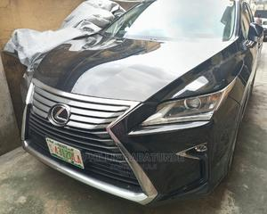 Lexus RX 2017 350 AWD Black   Cars for sale in Lagos State, Yaba