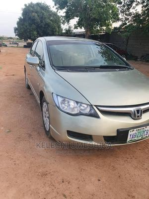 Honda Civic 2006 Silver | Cars for sale in Abuja (FCT) State, Kubwa