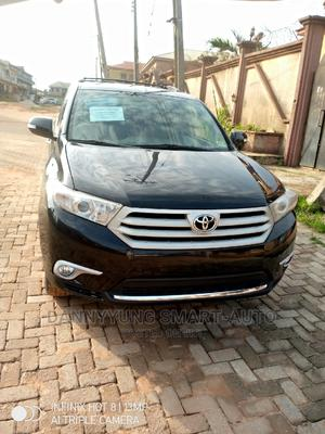 Toyota Highlander 2012 Black | Cars for sale in Lagos State, Ikorodu