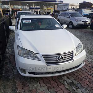 Lexus ES 2010 350 White | Cars for sale in Lagos State, Lekki