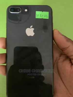 Apple iPhone 8 Plus 64 GB Black | Mobile Phones for sale in Ondo State, Akure
