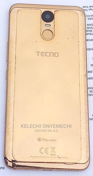 Tecno Pouvoir 2 Pro 16 GB Gold | Mobile Phones for sale in Abuja (FCT) State, Durumi
