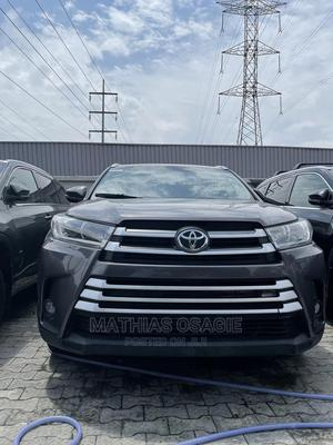Toyota Highlander 2014 Gray | Cars for sale in Lagos State, Ajah