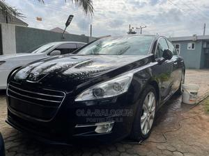 Peugeot 508 2014 Black | Cars for sale in Lagos State, Lekki