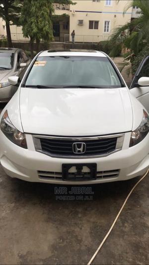 Honda Accord 2009 2.0 I-Vtec Automatic White | Cars for sale in Abuja (FCT) State, Gudu