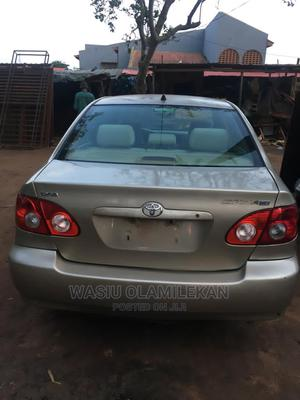 Toyota Corolla 2007 Gold | Cars for sale in Lagos State, Abule Egba