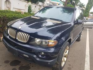 BMW X5 2005 4.4i Black | Cars for sale in Abuja (FCT) State, Garki 2