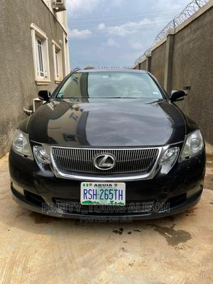 Lexus GS 2010 Black   Cars for sale in Abuja (FCT) State, Katampe