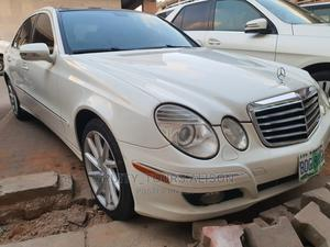 Mercedes-Benz E350 2008 White   Cars for sale in Abuja (FCT) State, Katampe