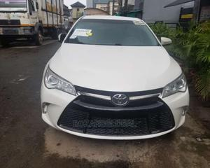 Toyota Camry 2015 White   Cars for sale in Lagos State, Ikoyi