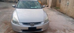 Honda Accord 2005 Coupe EX V6 Silver | Cars for sale in Ogun State, Remo North