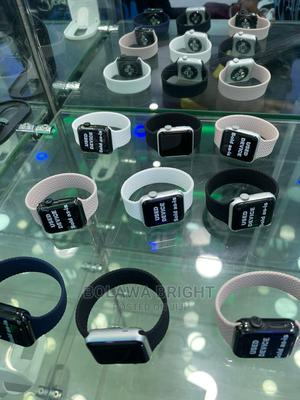 Apple Watch Series 2/3/4/5 and 6 Available | Smart Watches & Trackers for sale in Lagos State, Ikeja