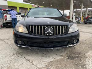 Mercedes-Benz C300 2008 Black | Cars for sale in Lagos State, Ajah